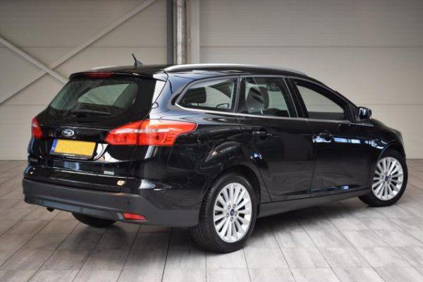 Ford Focus benzine of diesel